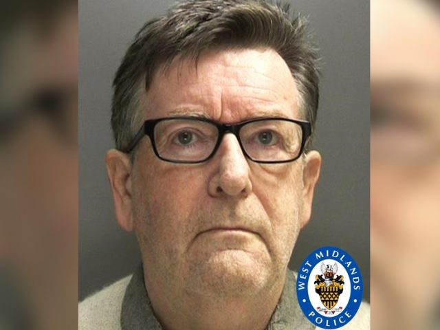Steven Maddock, aged 63, was using the dark web and accessing sites which shared and distributed the illegal images, Wolverhampton Crown Court was told