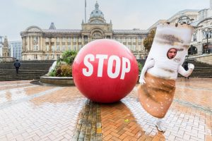 Stoptober launched as thousands prepare to 'split up' with smoking