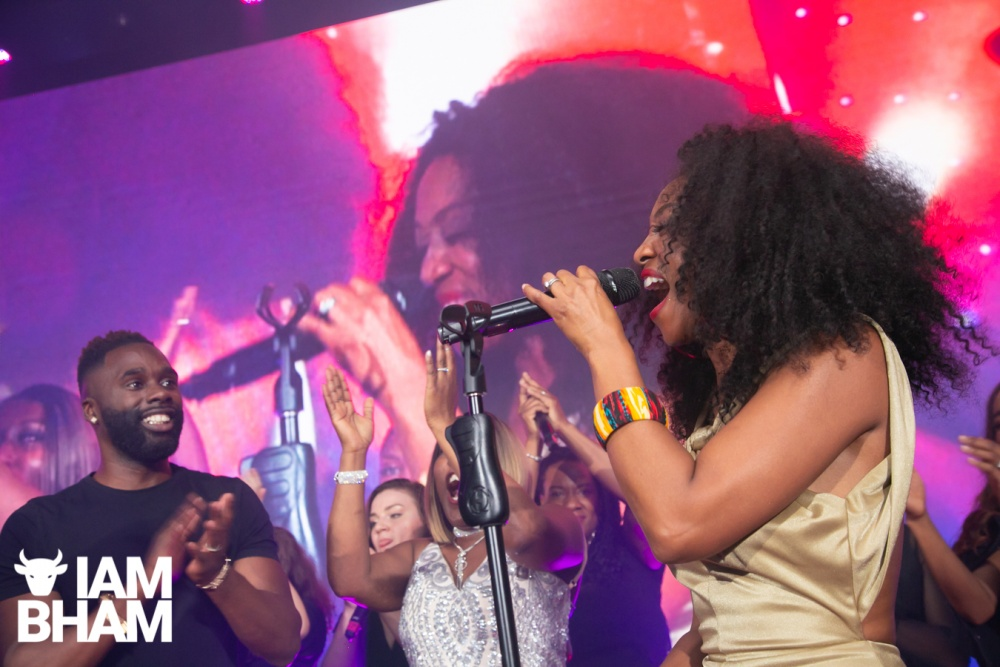 Beverley Knight honoured with lifetime achievement award at MBCC Awards