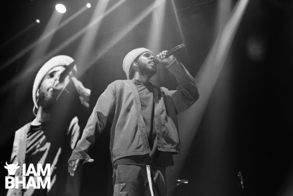 Chronixx Live on stage music photography by lensi photography