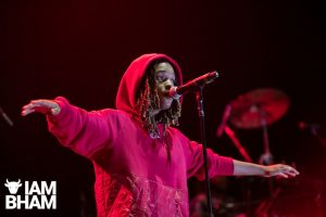10 glorious photos of Chronixx and Koffee performing together in Birmingham