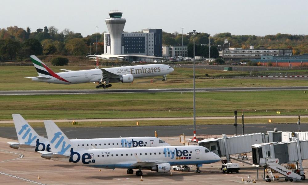 West Midlands Police seizes £1million at Birmingham Airport