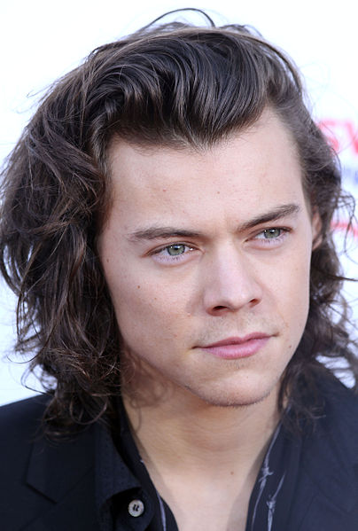 Music star Harry Styles, from Redditch in the West Midlands, is reportedly worth £58M
