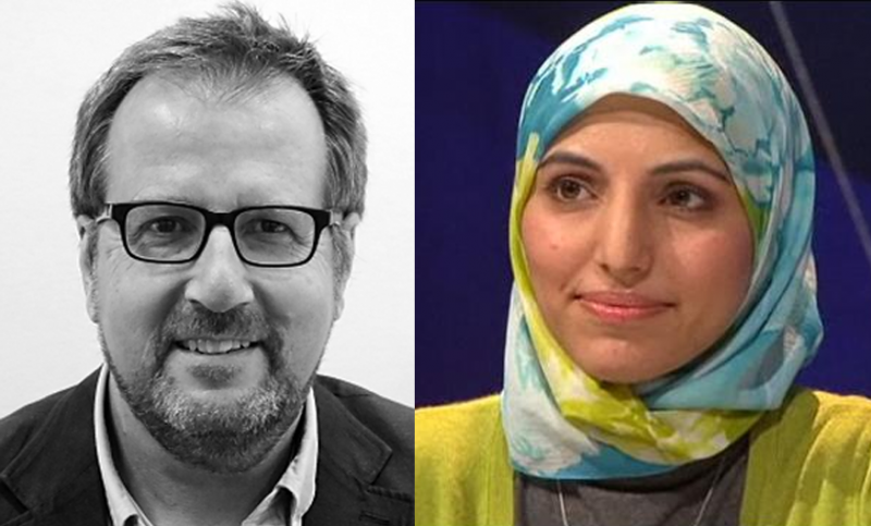 Prof John Holmwood and Salma Yaqoob will be on the post-performance panel