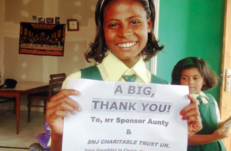 The SNJ Charitable Trust works in Wolverhampton and India