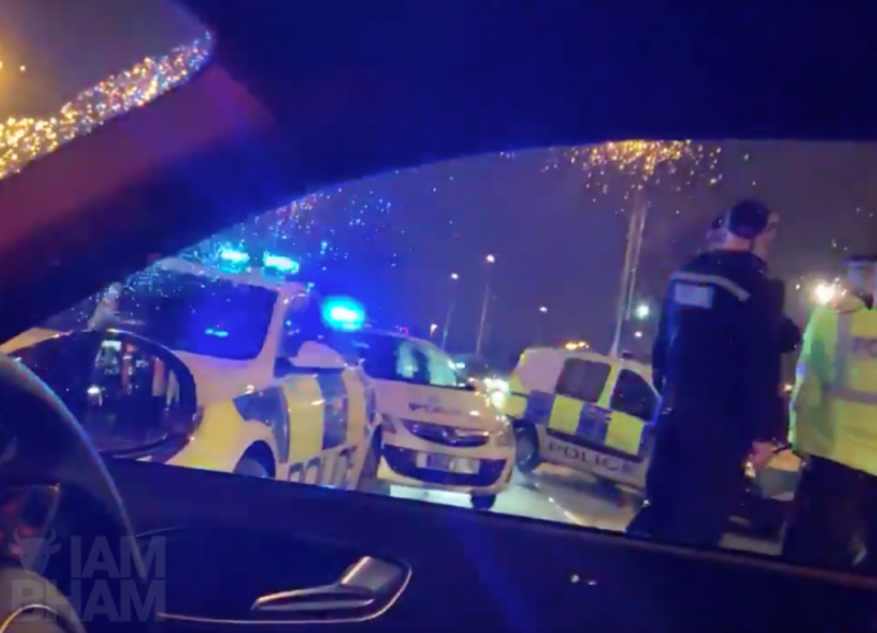 A mass brawl at Star City tonight has caused chaos at the venue and across the city