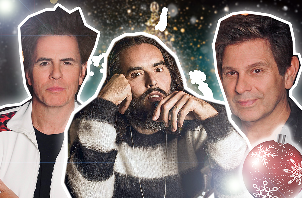 Russell Brand to join Duran Duran stars for charity winter ball in Birmingham