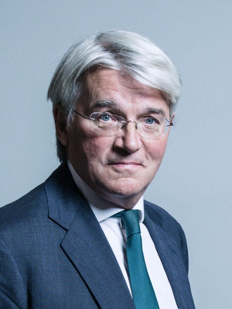 Andrew Mitchell standing for Conservative MP in Birmingham Sutton Coldfield