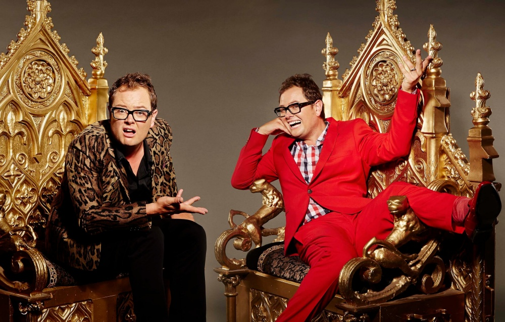 Chat show host and Drag Race judge Alan Carr to bring new UK live comedy tour to Birmingham
