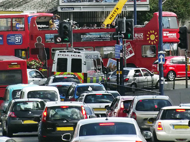 Cars will be banned from Birmingham city centre under new council plans