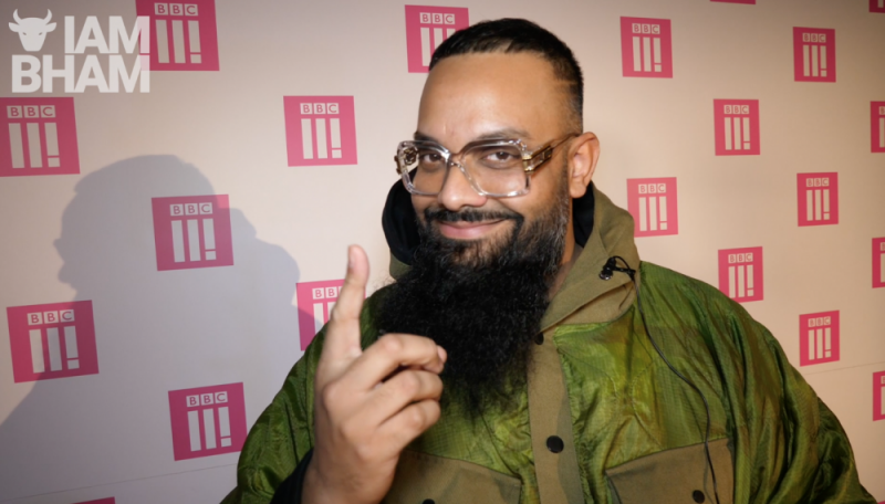 Coventry actor Guz Khan is nominated for an RTS Award for comedy show 'Man Like Mobeen'