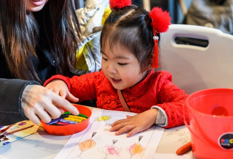 Arts and crafts will also be taking place during Chinese New Year celebrations in Birmingham