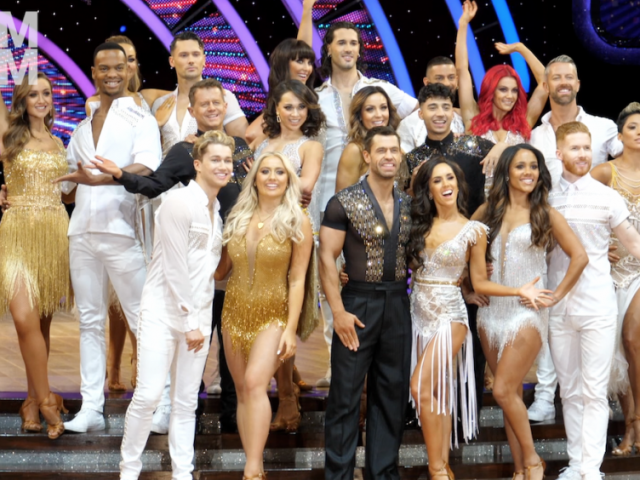 The Strictly Come Dancing Live Tour launches in Birmingham