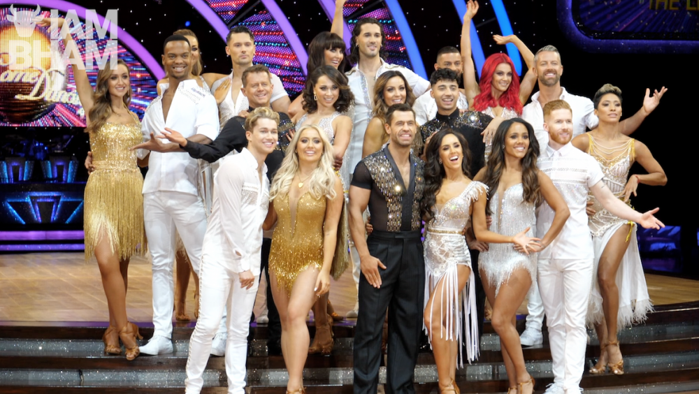 Star-studded line-up dazzles as Birmingham kick-starts Strictly Come Dancing Live Tour