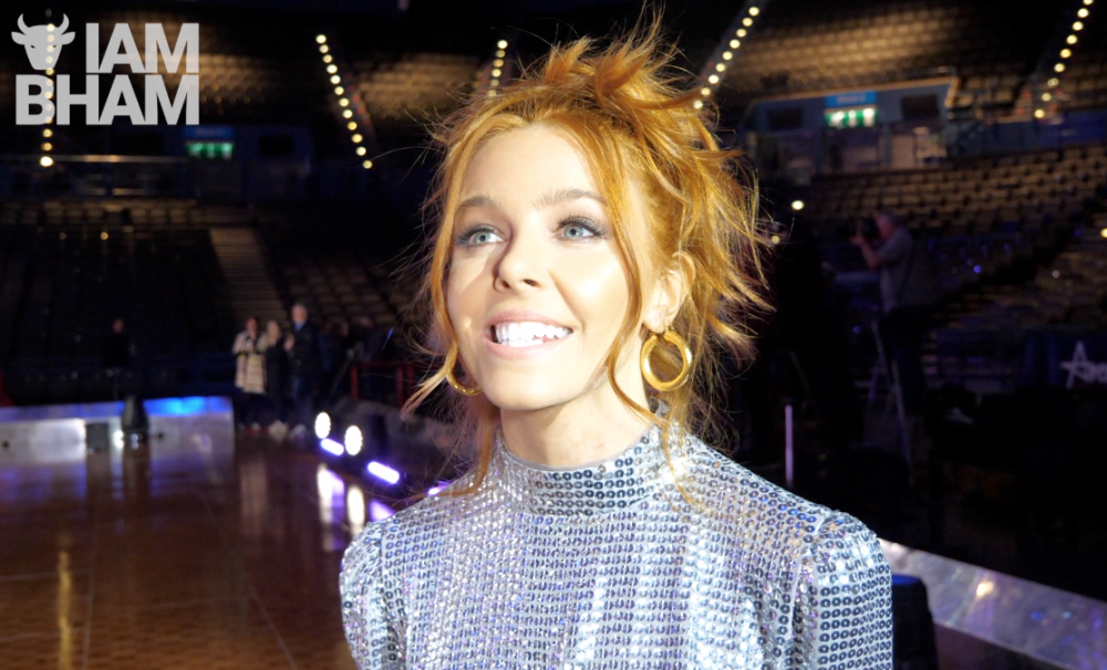 Former winner Stacey Dooley returns to host the Strictly Come Dancing Live Tour