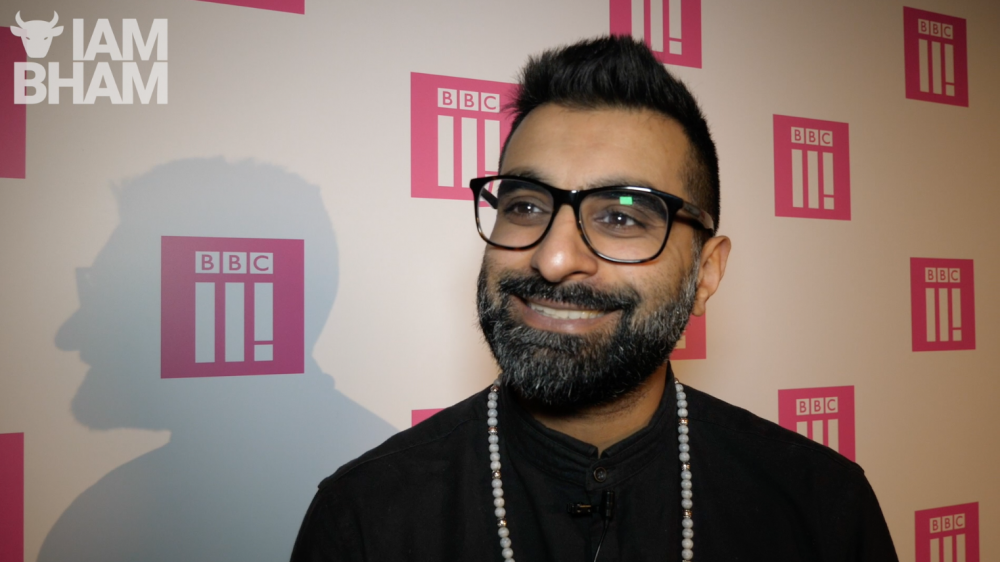 VIDEO: Tez Ilyas on series 3 of Man Like Mobeen