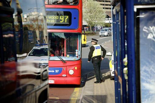 Teenager arrested after schoolgirl bus assault video goes viral