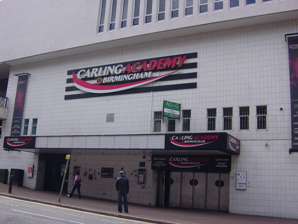New music venue to open on site of old Birmingham Ballroom and Carling Academy