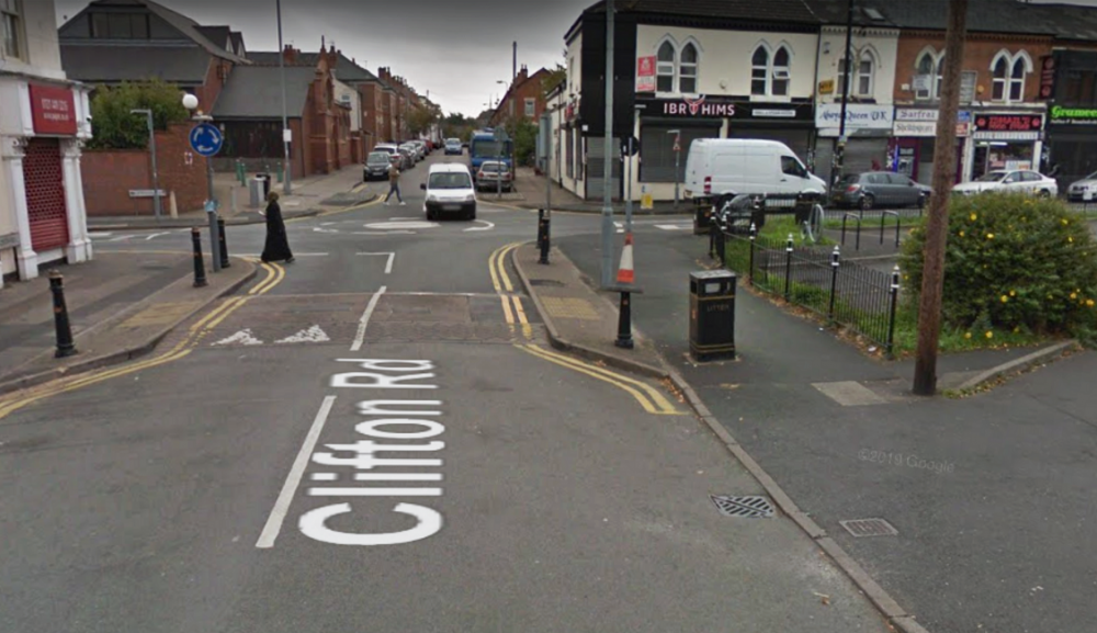 Toddler struck by flying glass in shocking Balsall Heath car shooting