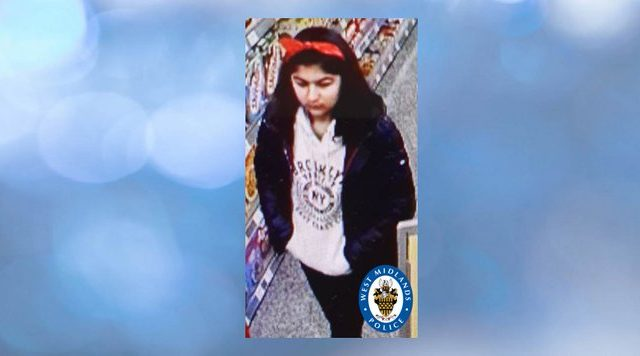 West Midlands Police appeal to find missing girl from Hodge Hill