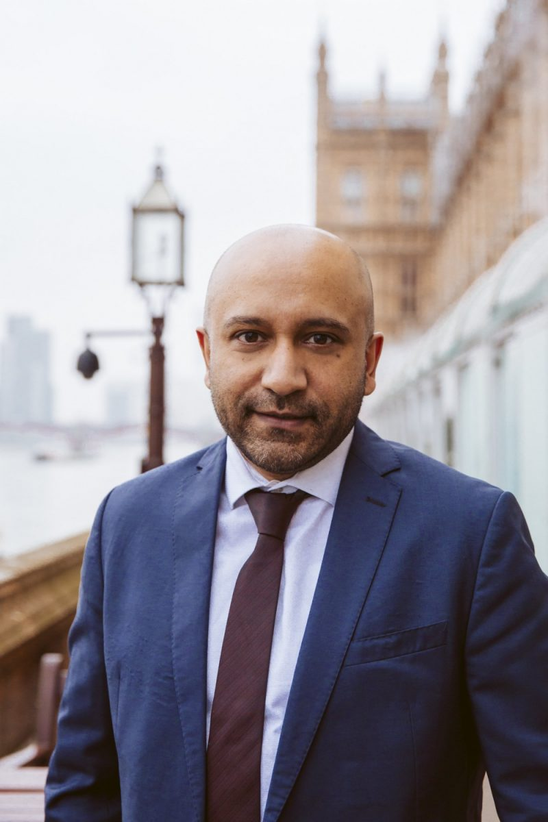 Journalist Hasan Patel has worked in London, New York and Doha