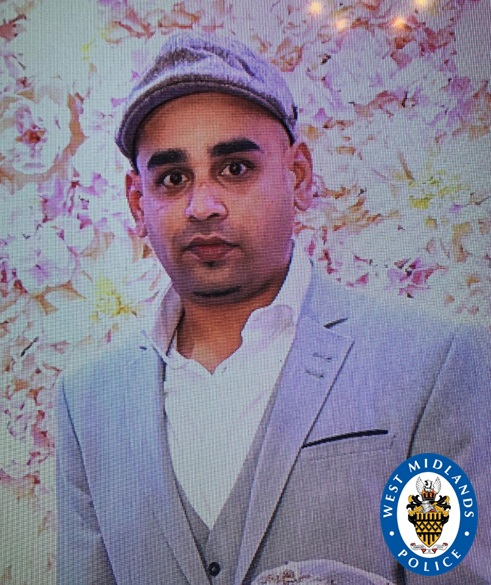 Victim Malik Hussain was a 35-year-old father-of-four