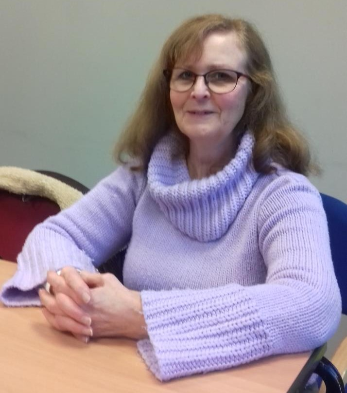 Maureen Spall, from Willenhall, had been working for six hours a week as a care assistant until she broke her elbow in July
