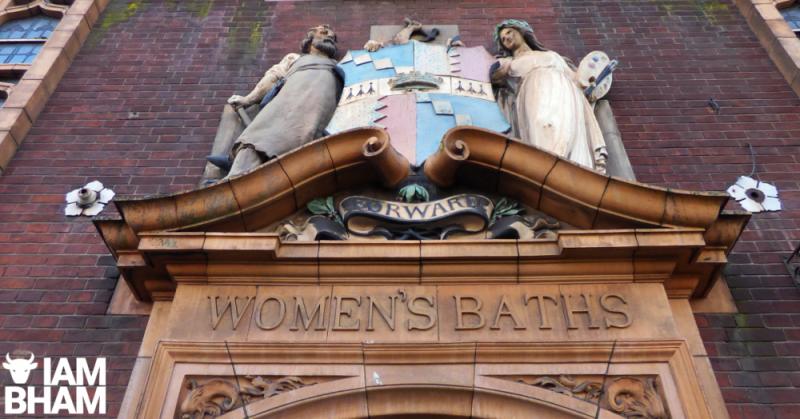 Moseley Road Baths in Birmingham