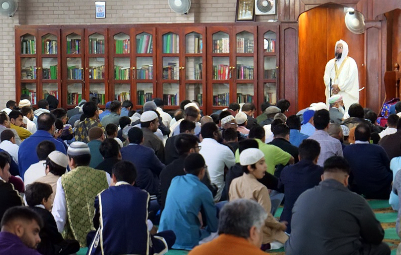 Birmingham Central Mosque may close its doors to public to encourage self-isolation