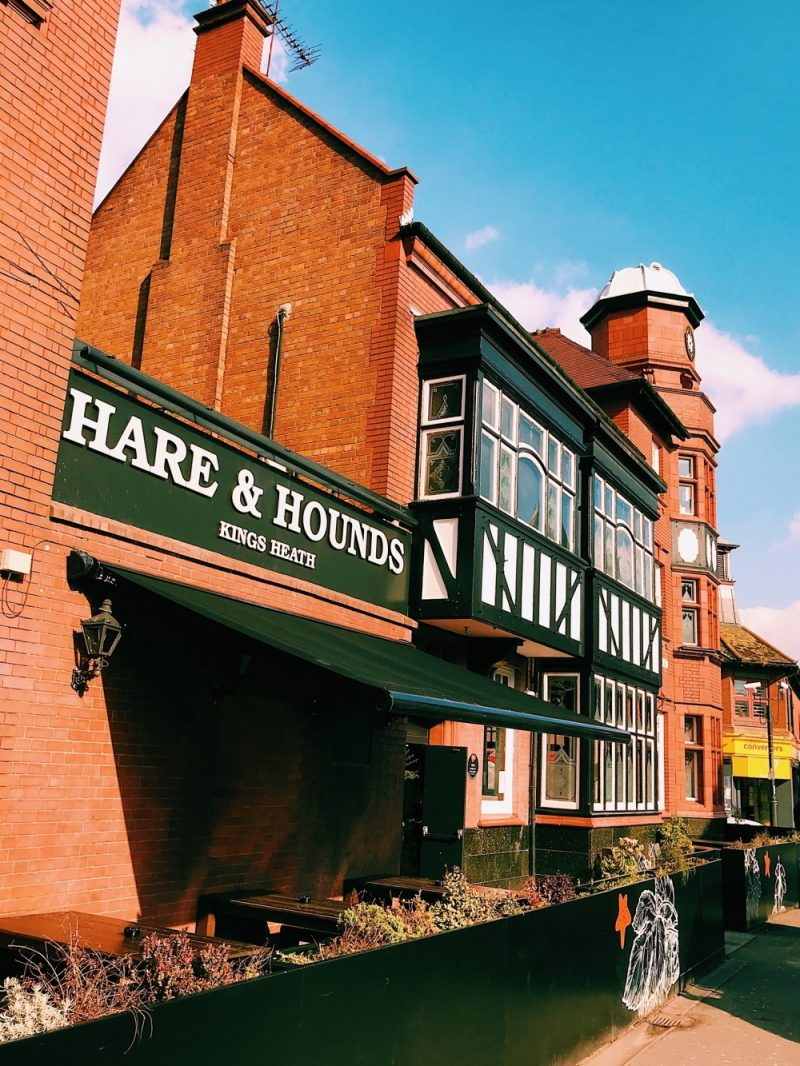 Hare & Hounds in Birmingham is closing its doors in a bid to curb the potential spread of COVID-19