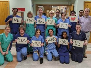 Brummies to thank coronavirus NHS workers with tonight's 'Clap for Carers' campaign