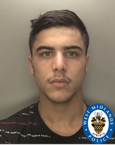 Asif Khan, 18, threatened and stole from taxi drivers on three occasions in Birmingham