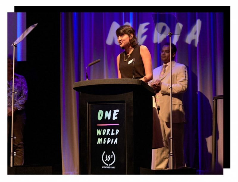 The 30th One World Media Awards held in London
