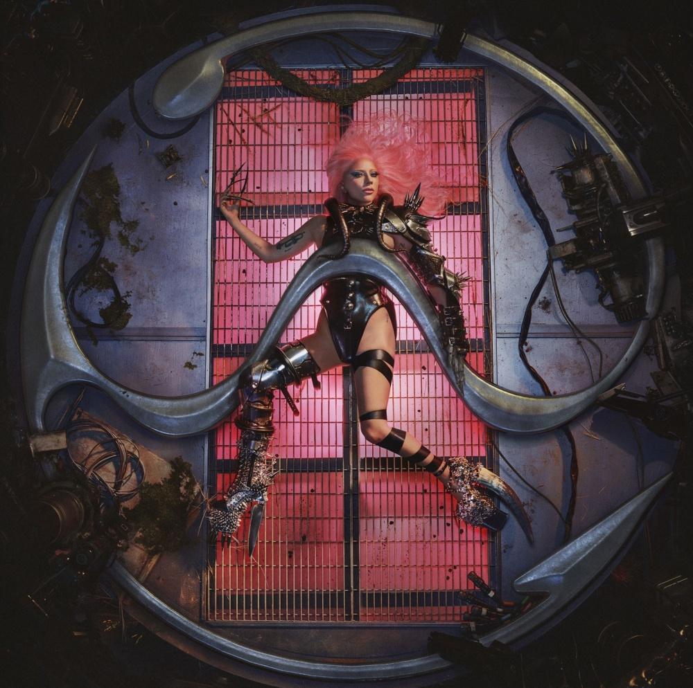 Chromatica Album Cover