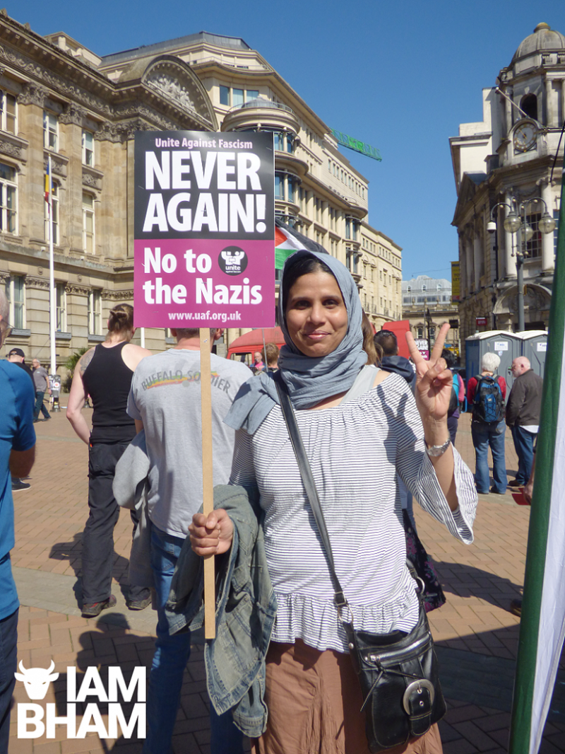 Neo-Nazism is gaining momentum across the UK and civil rights campaigners try to raise the issue