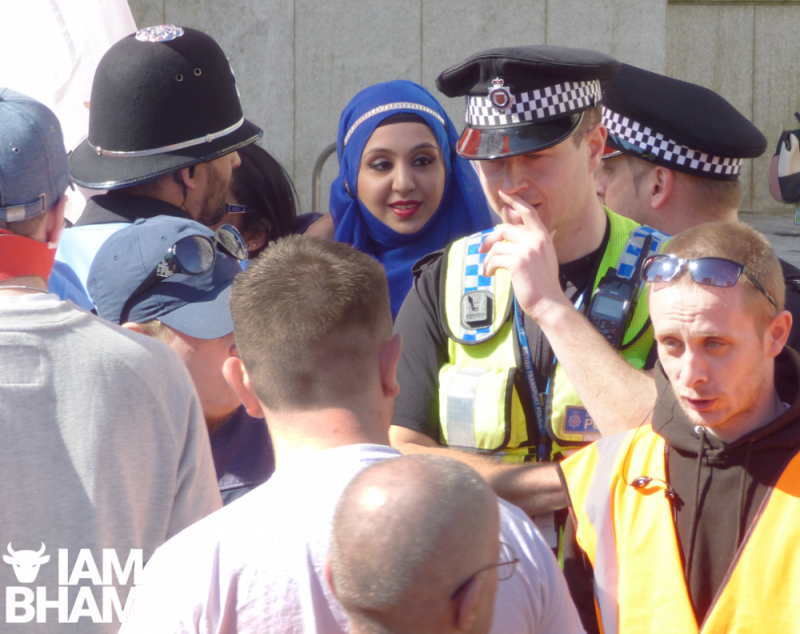 There are concerns the false coronavirus links to Muslims could lead to attacks when the lockdown is lifted