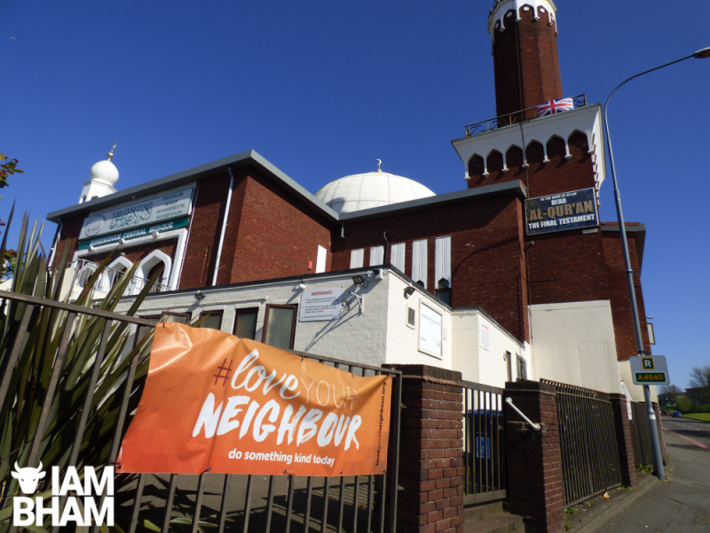 The Muslim community is observing the coronavirus lockdown during Ramadan and praying at home rather than at a mosque