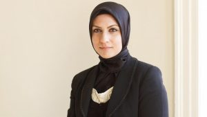 British barrister becomes first judge to wear hijab in the west