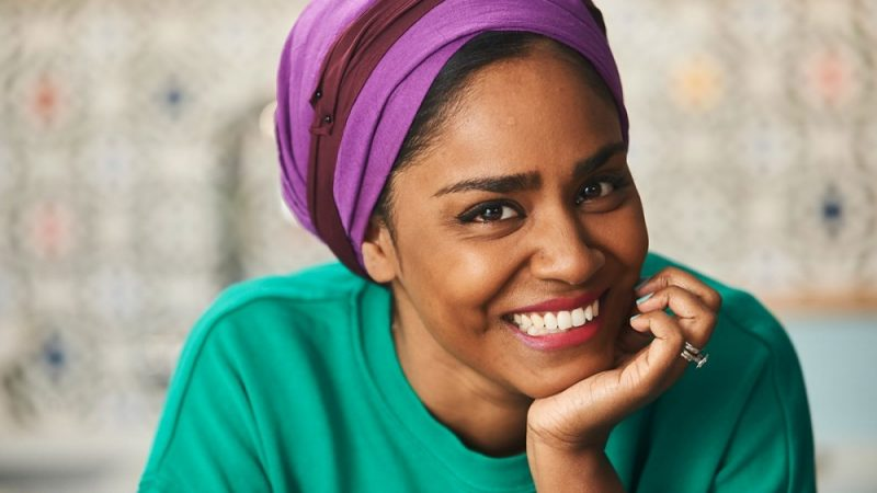 """Nadiya Hussain hopes people will """"put others first"""" during Eid"""