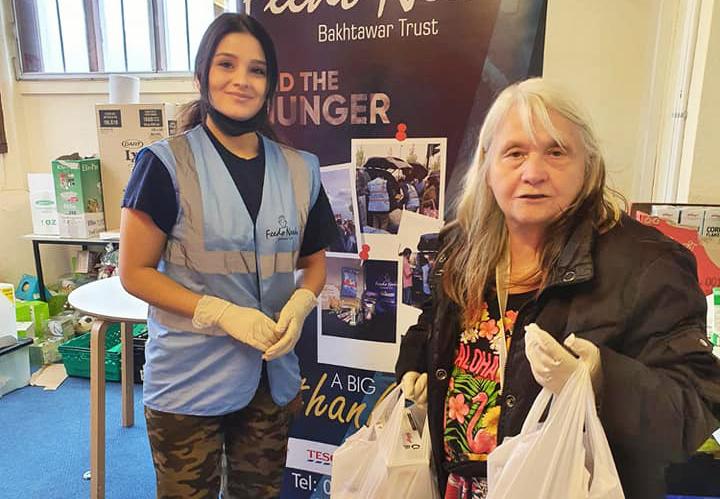 Food charity feeds hundreds of Birmingham's vulnerable people during coronavirus pandemic