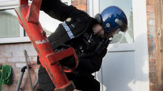 82 children rescued from the clutches of drug gangs and over 20 criminal networks smashed