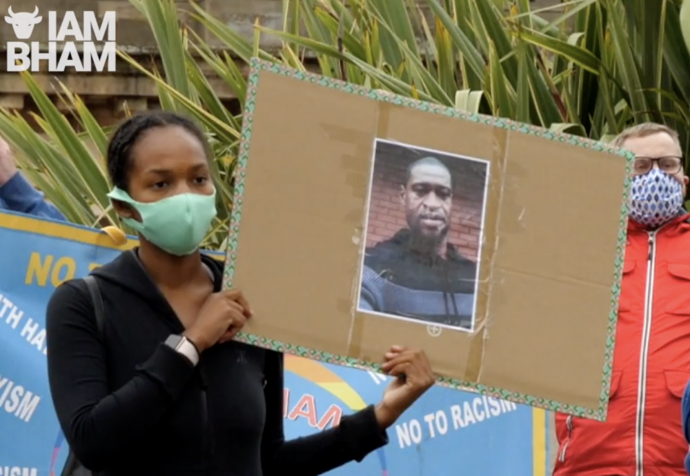 VIDEO: Black Lives Matter protests erupt across Birmingham in wake of George Floyd murder