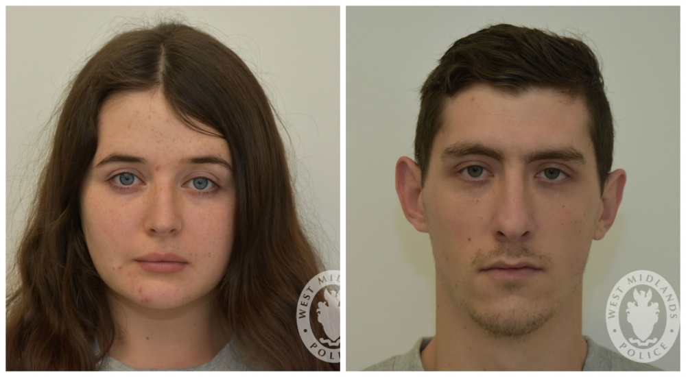 Neo-Nazis Alice Cutter (22) and her partner Mark Jones (24) were found guilty of National Action membership