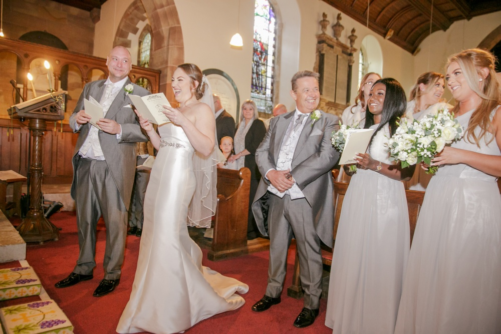 Wedding Photography by Lensi Photography, post lockdown wedding