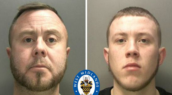 Dangerous armed robbery gang who terrorised victims sentenced to almost 100 years in jail