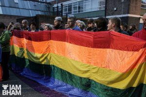 Protest against LGBTQ hate to be held in Birmingham following homophobic attacks in city
