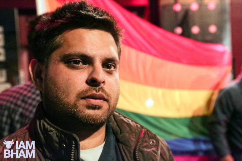Orlando LGBTQ Pulse Nightclub Shooting Birmingham UK Vigil 13.06.2016