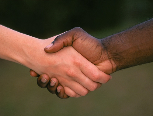 The charity is built on diversity, tolerance, cooperation, and mutual respect