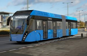 The new faster and more hi-tech buses set to serve the West Midlands by 2022