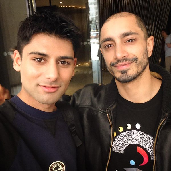 Antonio Aakeel joins Riz Ahmed – of Four Lions and Nightcrawler fame – both starring in film 'City of Tiny Lights'